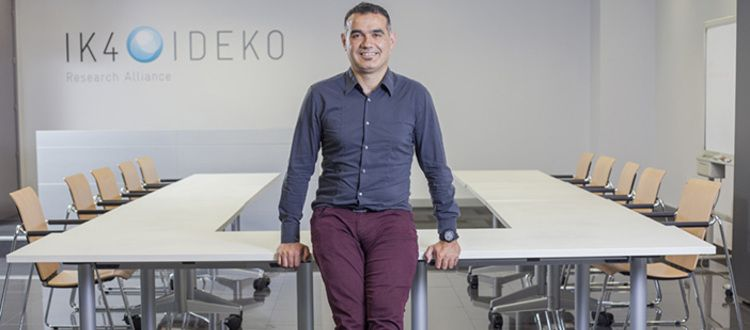 IK4-IDEKO reinforces its commitment to training with the addition of a new doctor to its team