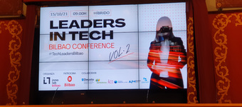 IDEKO commits to technological leadership at the Leaders in Tech 2021 forum