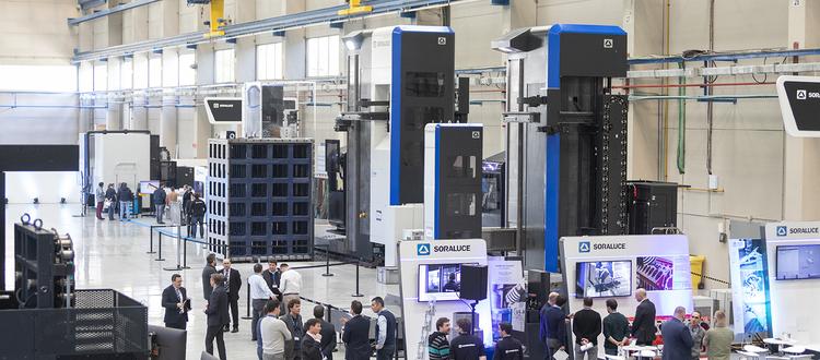 IK4-IDEKO exhibe su apuesta por la transferencia tecnológica en el evento SORALUCE PORTAL SUMMIT 2019