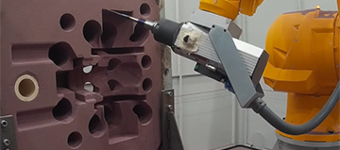 Robótica y tecnologías 4.0 para la industria de la fundición metálica