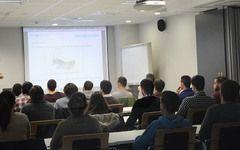 IK4-IDEKO participa una vez más en el Aula de Maquina Herramienta de la UPV/EHU