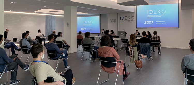 IDEKO ended 2020 with total revenue of 9.6 million euros and consolidates its technology transfer model