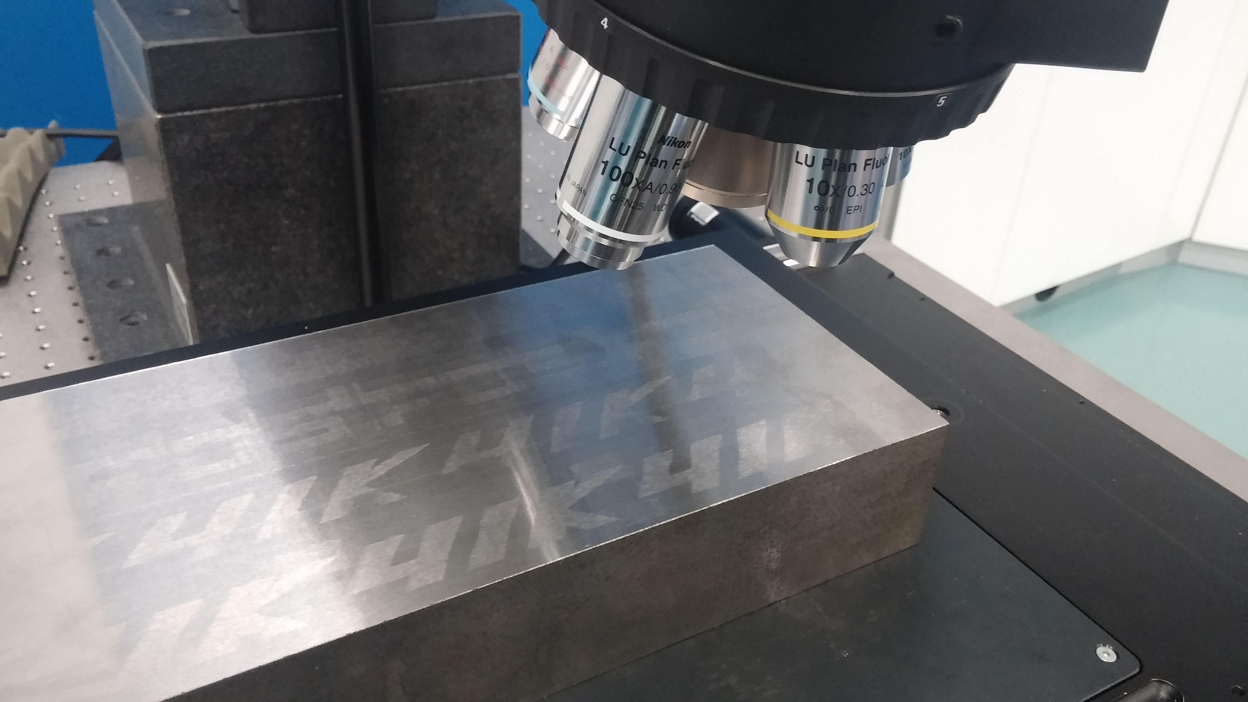 Teknologia aurreratua korrosioarekiko edo higadurarekiko erresistenteagoak diren industri piezak fabrikatzeko