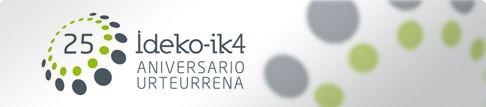 IK4-Ideko ha participado recientemente...