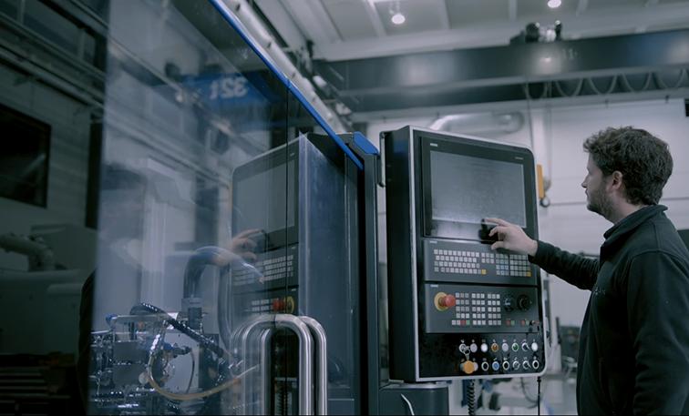 Tecnologías avanzadas de rectificado para hacer frente a los desafíos de la aeronáutica, el ferrocarril y la automoción