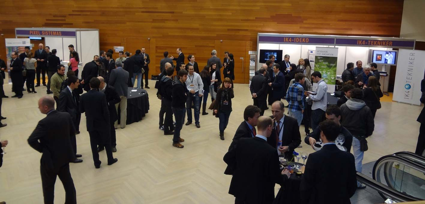 IK4-Ideko Technology Centre participated with 4 papers at the High Speed Machining 2012 Congress.
