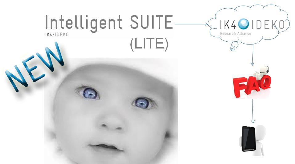 IK4-IDEKOk IDK Intelligence Suite LITE abiarazi du,  PYME-i zuzenduta bereziki
