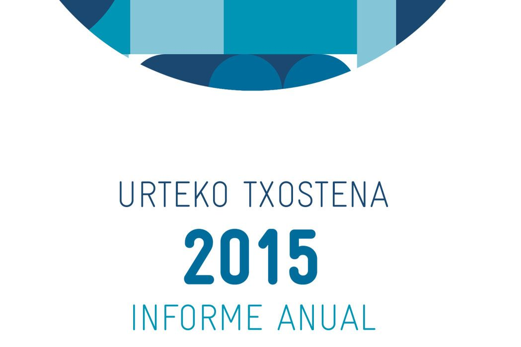 The Research center IK4-IDEKO has published the annual report corresponding 2015