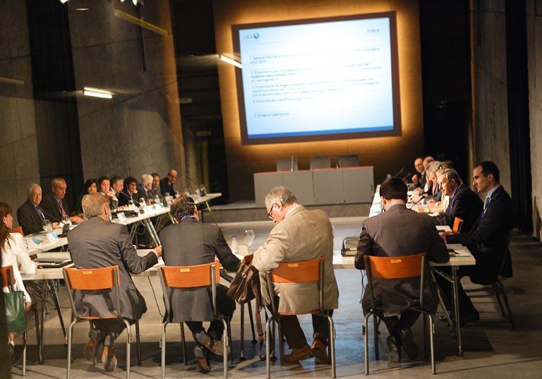 IK4 celebra la quinta reunión de su Comité Estratégico