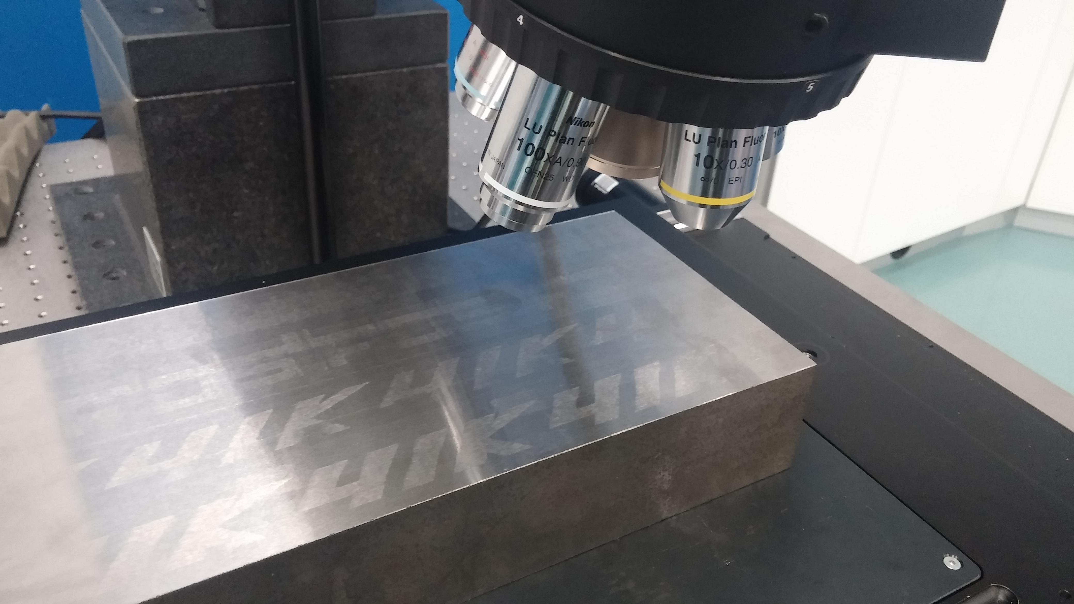 mecanizado de superficies funcionales