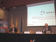 IK4-Ideko participates in the technological and business forum on