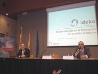 IK4-Ideko participa en el Foro tecnológico y empresarial sobre