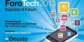 IK4-IDEKO en Foro Tech Deusto 2013