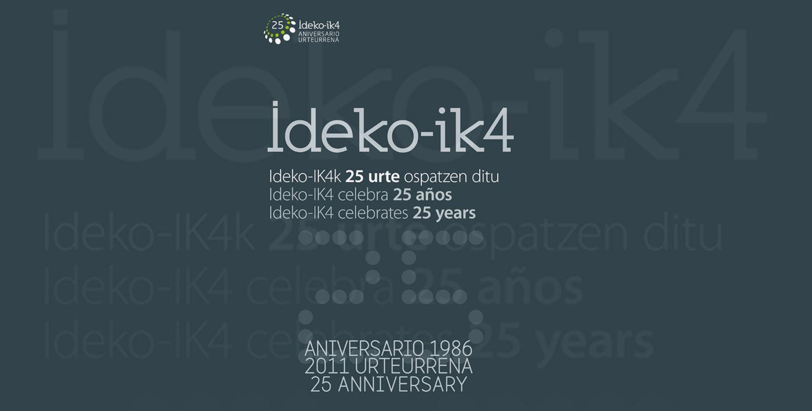 IK4-Ideko se estrena en las redes sociales