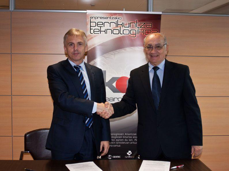 IK4 incorpora al centro tecnológico vizcaíno Azterlan como su noveno socio
