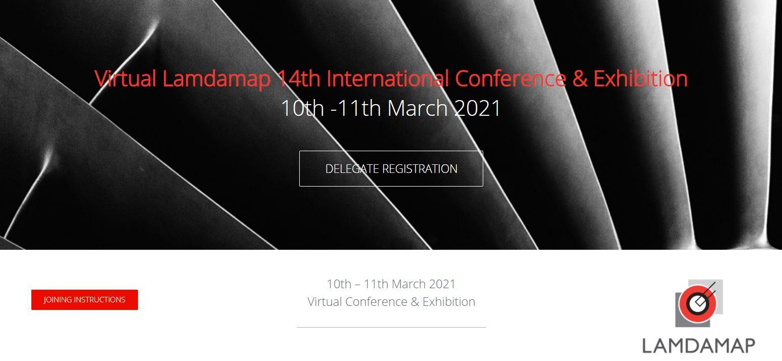 IDEKOK teknologia digital Twin-ean egindako aurrerapenak aurkeztu ditu Lamdamap nazioarteko konferentzia birtualean