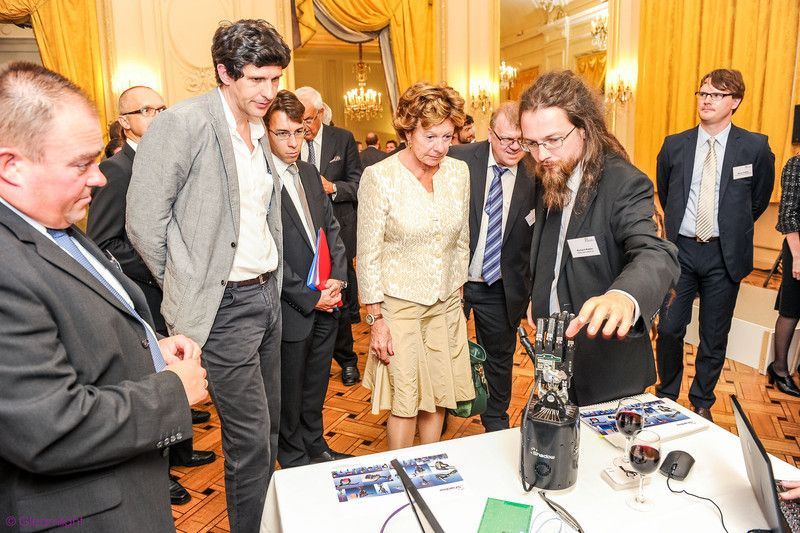 IK4, founder member of the new association to advise the EU on robotics