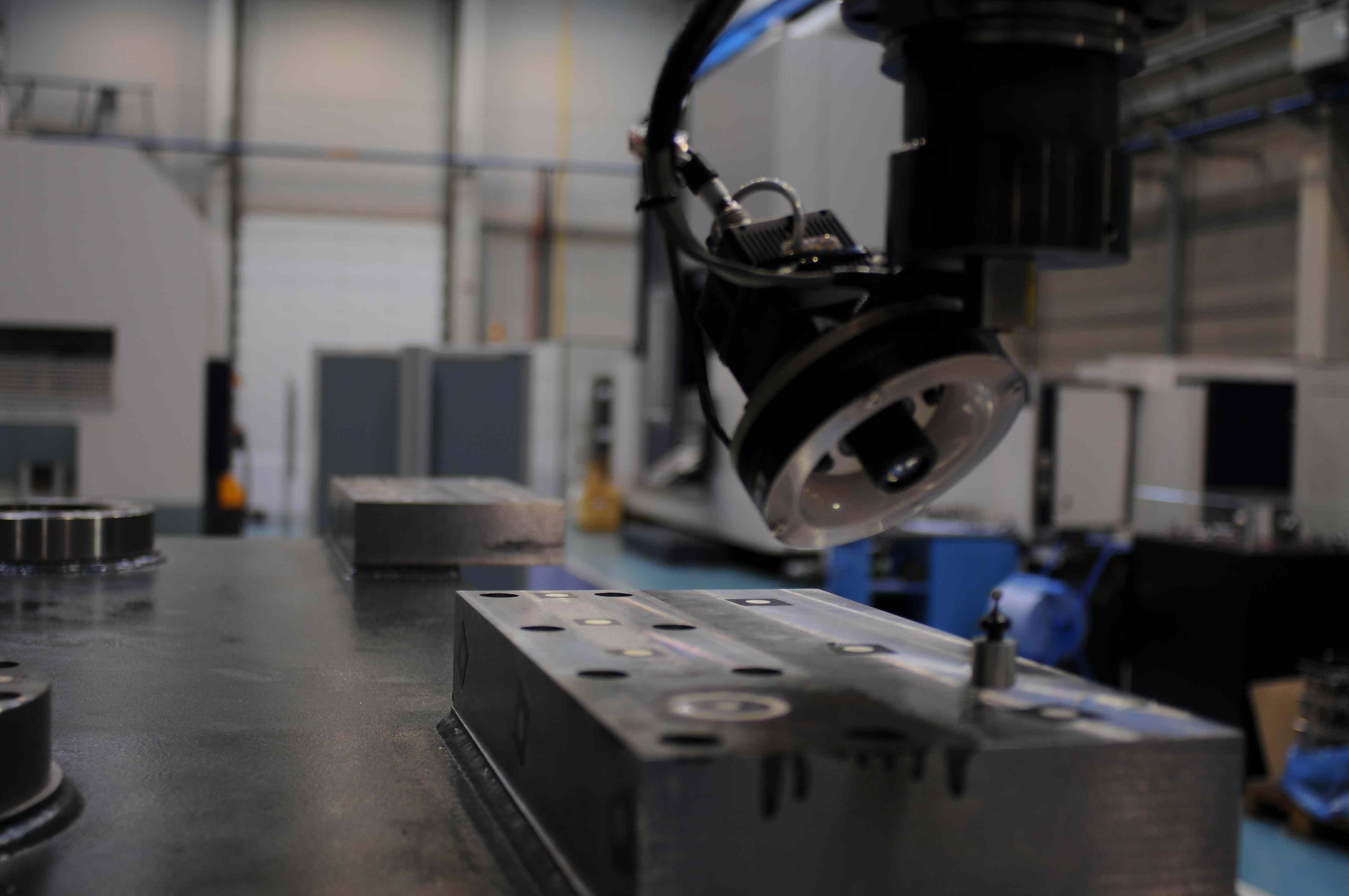 El País Vasco, laboratorio de la máquina herramienta europea del futuro