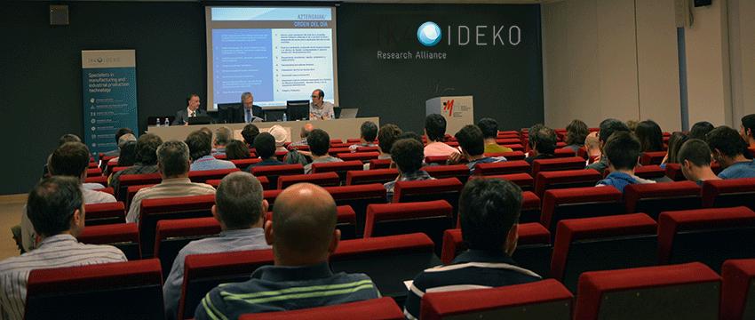 IK4-IDEKO eleva un 7% su contratación directa con las empresas, lo que supone el 65% de sus ingresos