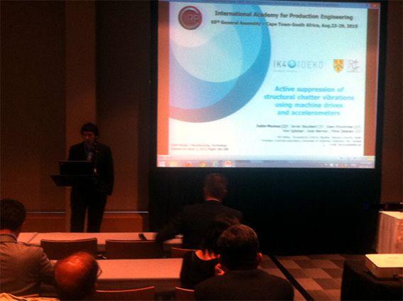 IK4-IDEKO, un año más a la vanguardia de la investigación en fabricación avanzada