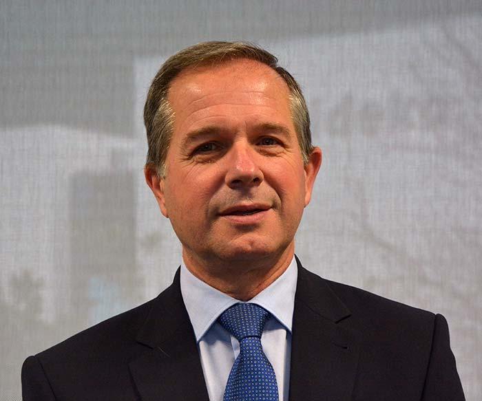 Antxon López Usoz, new president of IK4-IDEKO