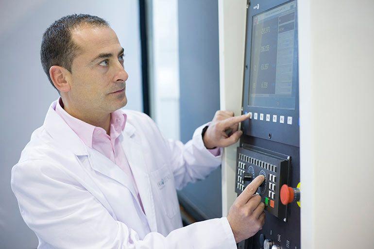 laboratorio laser