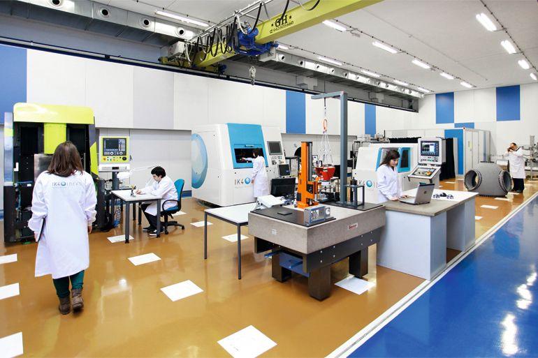 laboratorio maquinas ultraprecision