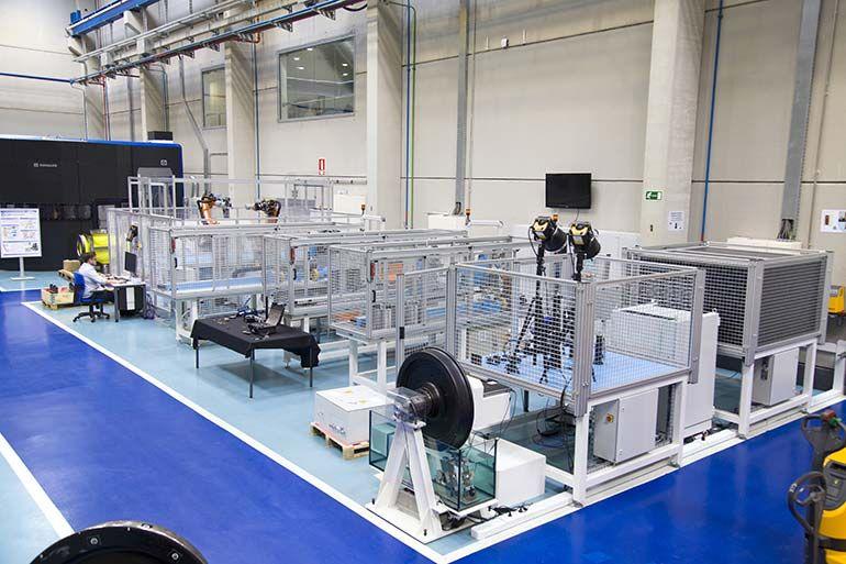 laboratorio sistemas ndt