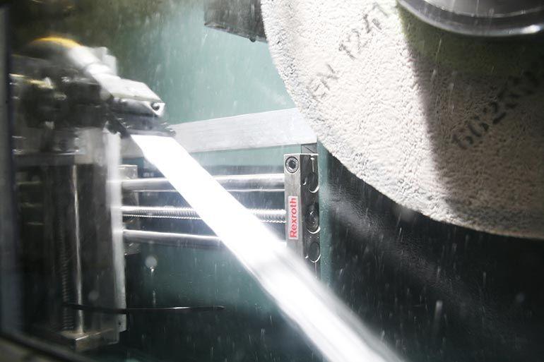 Mecanizado y sistemas de producción