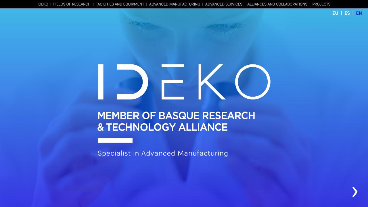 IDEKO - Corporate Presentation