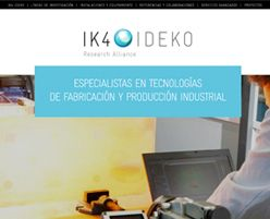 Presentación corporativa IK4-IDEKO
